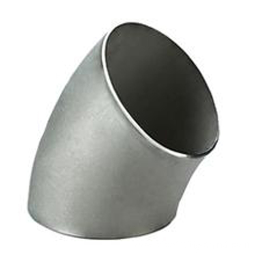 Carbon Steel 45 Degree Short Radius ButtWeld Elbow