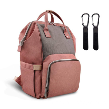Durable Mummy Bag Organizador Isolamento Travel Back Pack