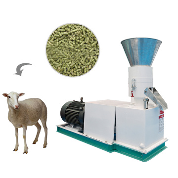 Granule d'alimentation animale faisant la machine