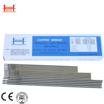 2.5mm Welding Rods E4313 Carbon Welding Electrode E6013