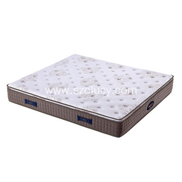 Comfort and breathable natural latex mattress