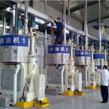 Holiday sales for Double Screw Expeller Oil Press Cottonseed Oil Mill Machinery export to French Polynesia Manufacturer