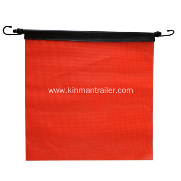 safety flag with bungee
