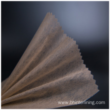 High quality factory for Nonwoven Interlining,Non Woven Interlining,Fusible Non Woven Interlining Manufacturer in China Washable tear-resistant soft  non woven interlining export to Egypt Factories