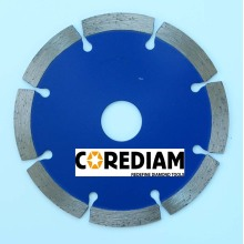 China for Diamond Saw Blades D105 Sinter Hot-pressed Concrete Blade export to Svalbard and Jan Mayen Islands Manufacturer