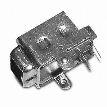1394 4P Receptacle Angle DIP Type(2 Legs)