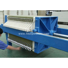 Paper Mill Slurry Treatment Filter Press