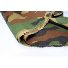 Special for 65 Polyester 35 Cotton Plain Blend Printed Fabric TC camouflage print fabric export to United States Wholesale