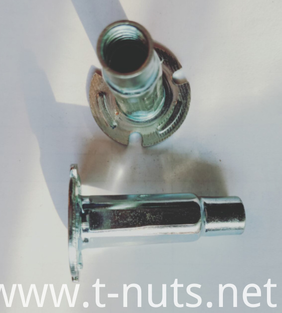 Carbon Steel Wood Pallet Nuts