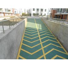 Factory ramp epoxy mortar anti-slip floor paint