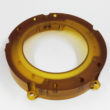 CNC machining ultem parts