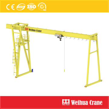 Single Girder Gantry Crane FEM DIN Standard