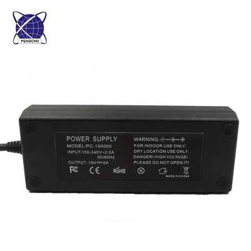 19V 6A AC adapter for Liteon