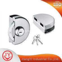 Glass Door Knobs With Locks Of SS304