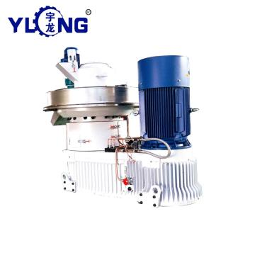 132KW Straw hay pellet machine
