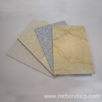 ACP sheet price acm board aluminum wall cladding