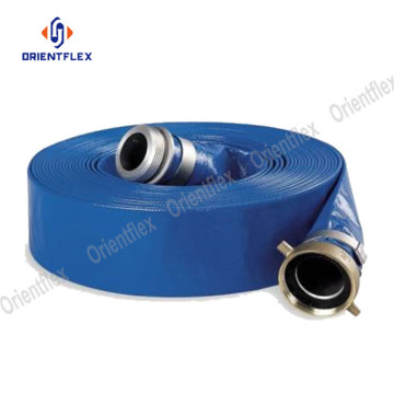 Water Delivery Irrigation 8inches PVC Layflat Hose
