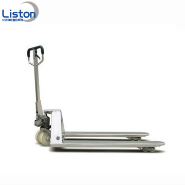 3 ton Scale Stainless Steel Hand Pallet Truck