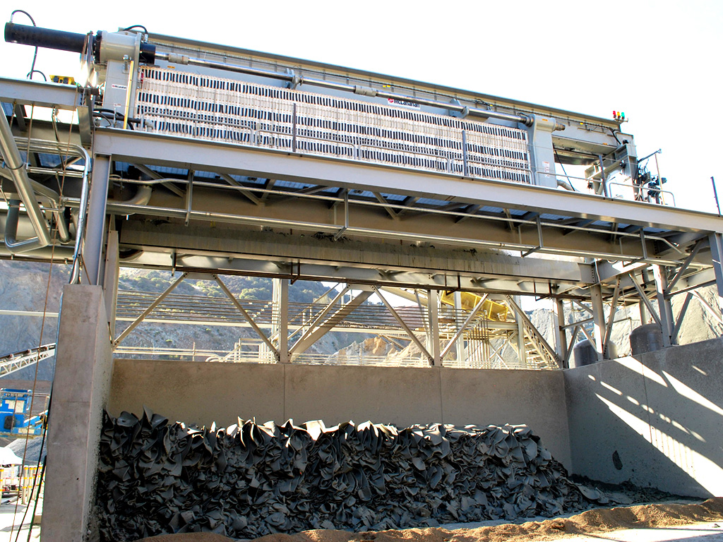 Coal Washing Filter Press