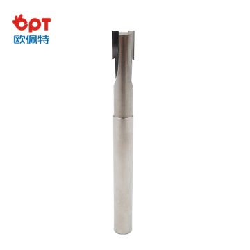 PCD milling cutter PCD tipped end mill