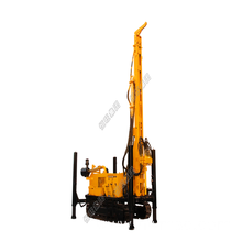 Wholesale Price for Air Compressor Stone Drilling Machine Water Well DrillingRigs For Sale export to Cuba Suppliers