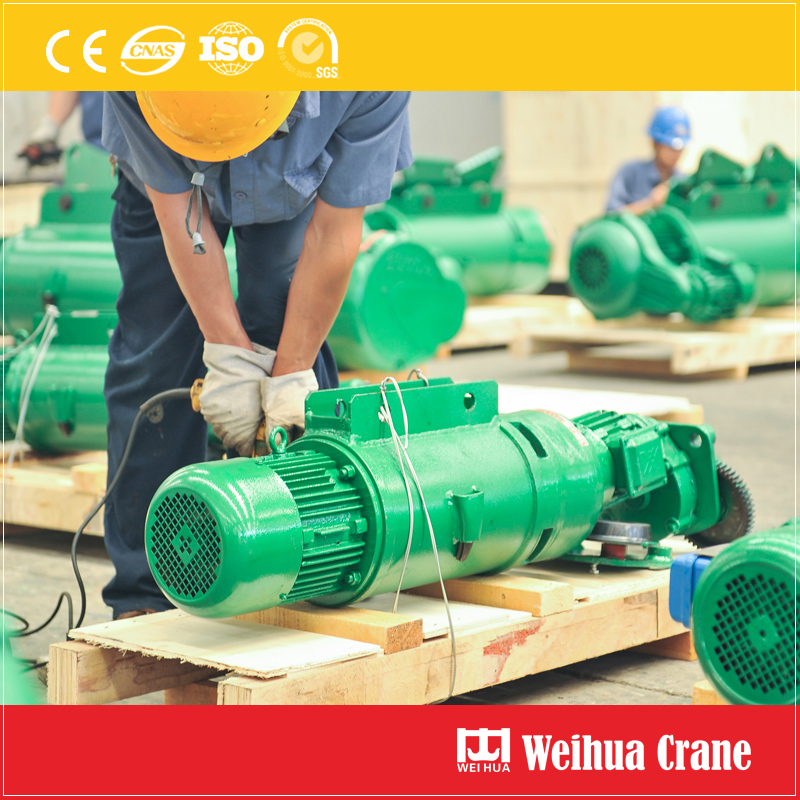 Wire Rope Electric Hoist Cd