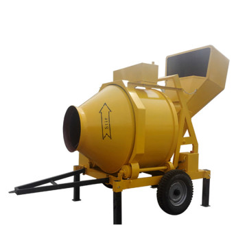 mini portable diesel concrete mixer machine JZC350