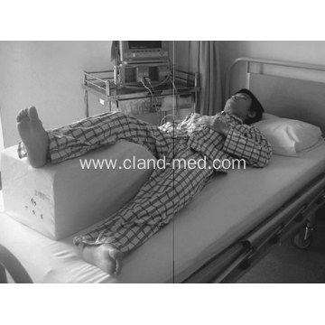 Designed Comfortable Medical Leg Cushion For ICU Patients
