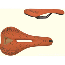 Leather Soft MTB Fixed Gear Bike Saddles