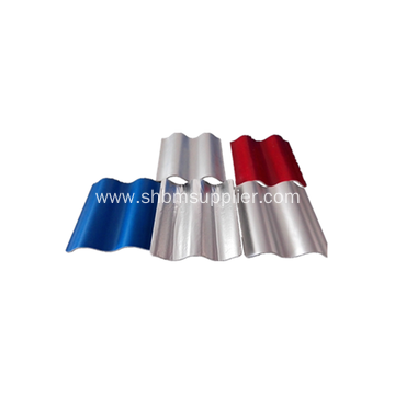 Insulated Building Material Of Roofing Sheet