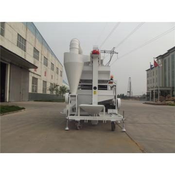 Combined Seed Processing Machine