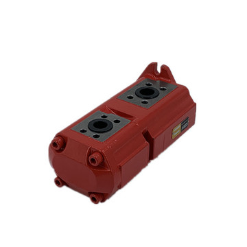 Agrale double external gear pump