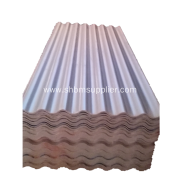Anti-Corrosion High Strength Mgo Roofing Sheet