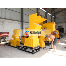 Customizable aluminium can scrap crushing machine
