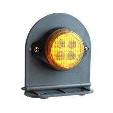 "ODM for Front Position Marker 2"" Round LED Auto Trailer Lights Lamps With Bracket supply to Ireland Supplier"