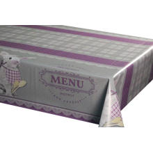 Elegant Tablecloth with Non woven backing Office Design