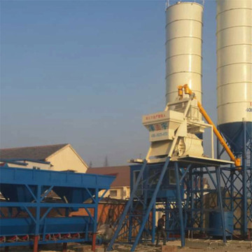 Australia advanced 75m3 concrete batching plant