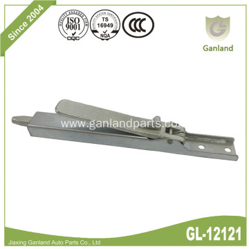 Pillar Sliding Door Locking Mechanism Toggle Fastener