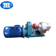 LC series food grade self priming lobe pump