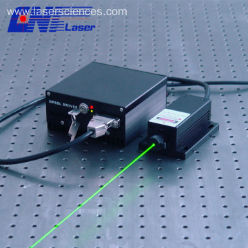 520nm Green Diode Laser for Light Show