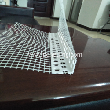 Quality Products Pvc Corner Bead With Fiberglass Mesh