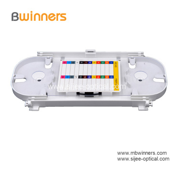 ABS 12 24 Core Fiber Optic Splice Tray