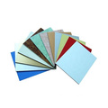 Energy conservation fire rated aluminium composite panel