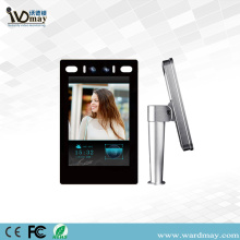 8 Inch Binocular Face Recognition Access Control Camera