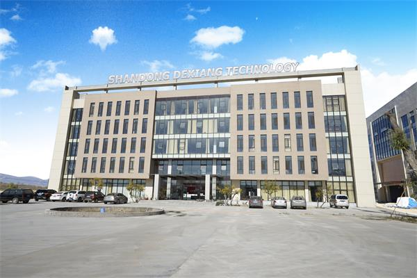 Office building of new factory