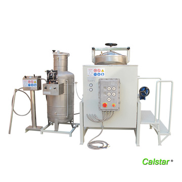Distillation Plant For Solvent Recovery