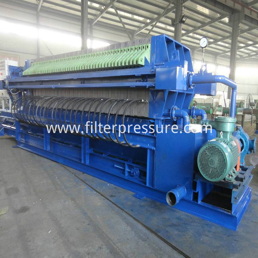 Tail Coal Filter Press