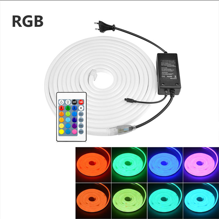 neon led rope light