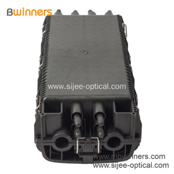 24 Core 96 Core Telecom Inline Waterproof Fiber Optic Splice Joint Closure