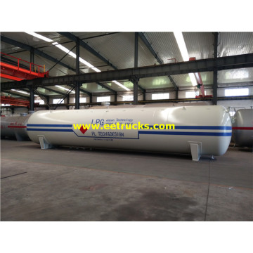 10000 Gallons Industrial Propylene Storage Tanks